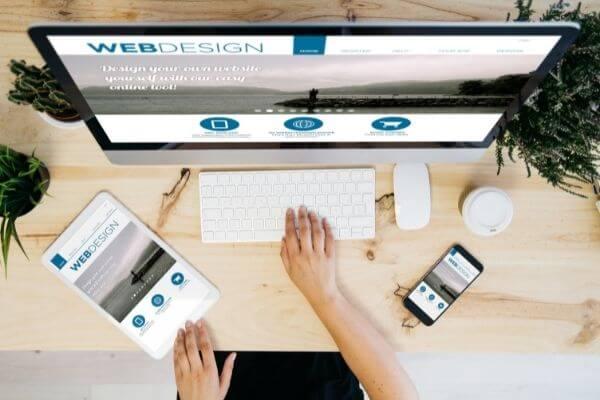 Web Designer NI