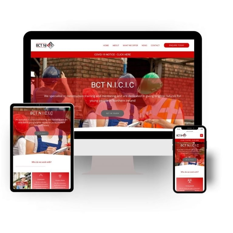 website design belfast